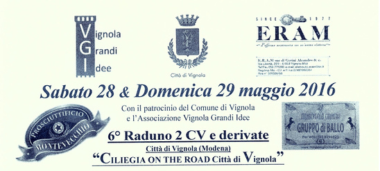 6° Vignola on the road