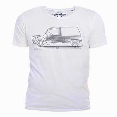 T-shirt blueprint Mehari taglia M 1791402